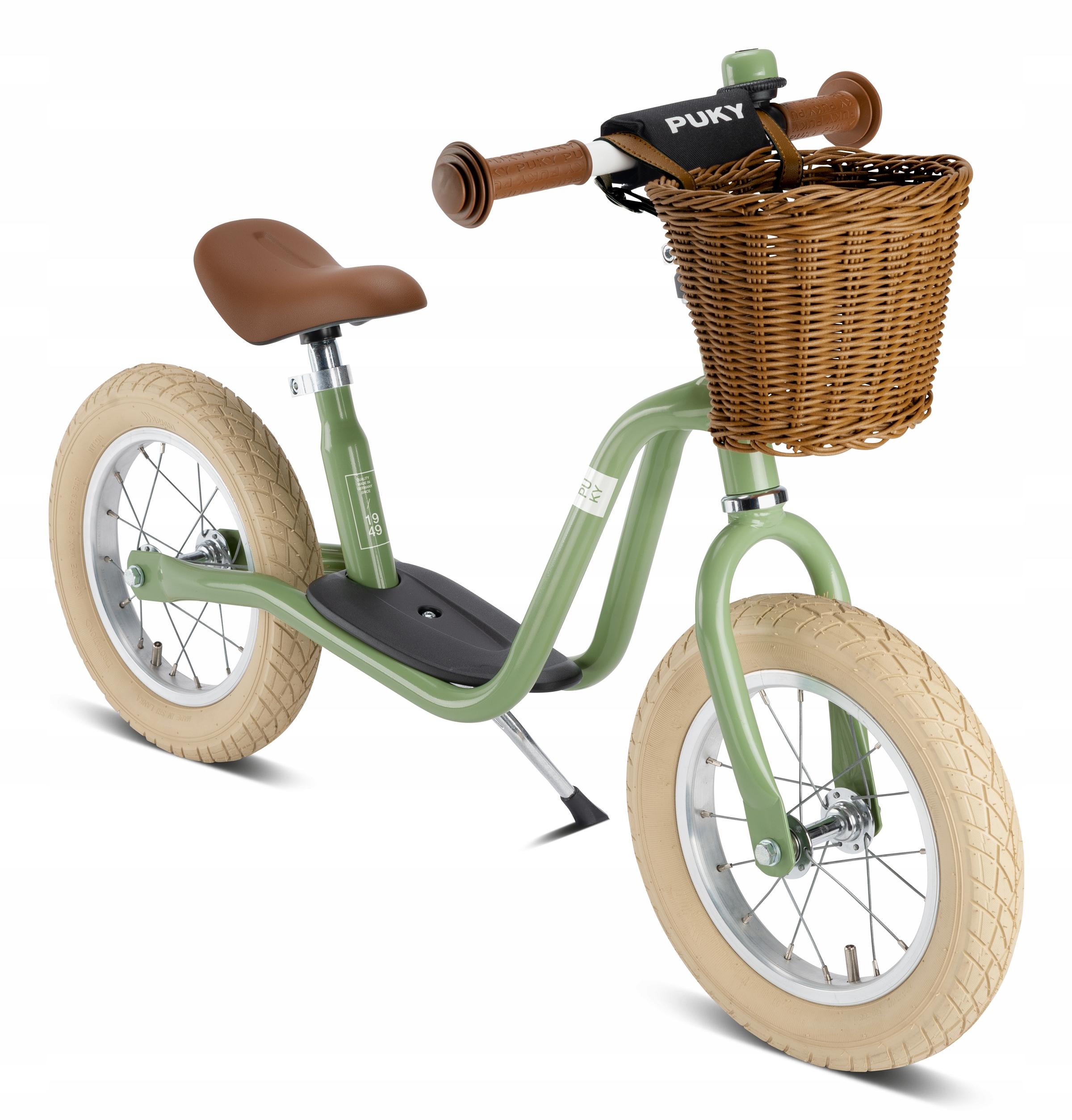 Rowerek biegowy PUKY LR XL Classic Green 4067