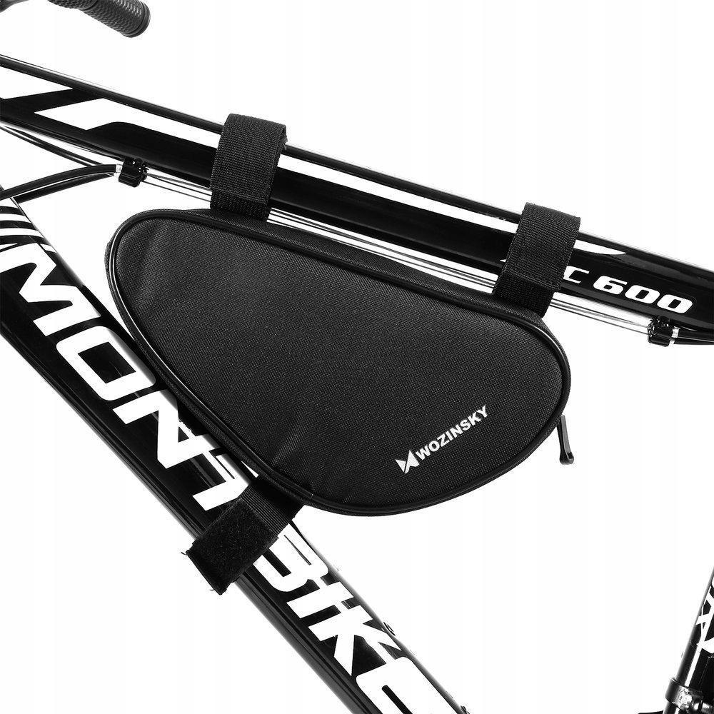 Torba rowerowa na ramę roweru 1,5 L miękka