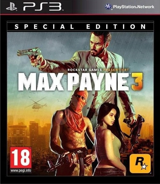 Max Payne 3 Ps3 Goty Kompletna Playstation 3 Stan Nowy 9739170938 Allegro Pl