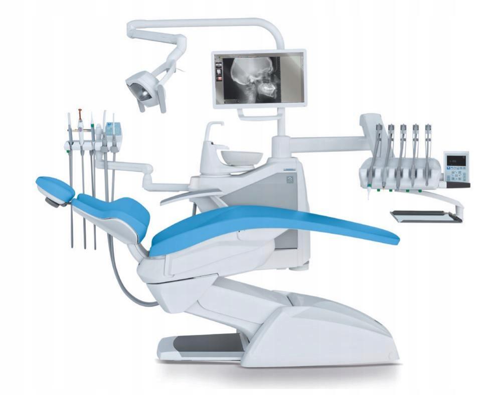 Unit stomatologiczny Stern Weber S200
