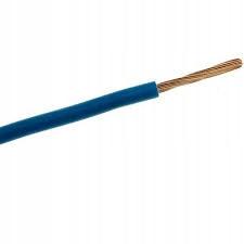 Przewód Lgy 6 linka niebieski POLSKI 1mb