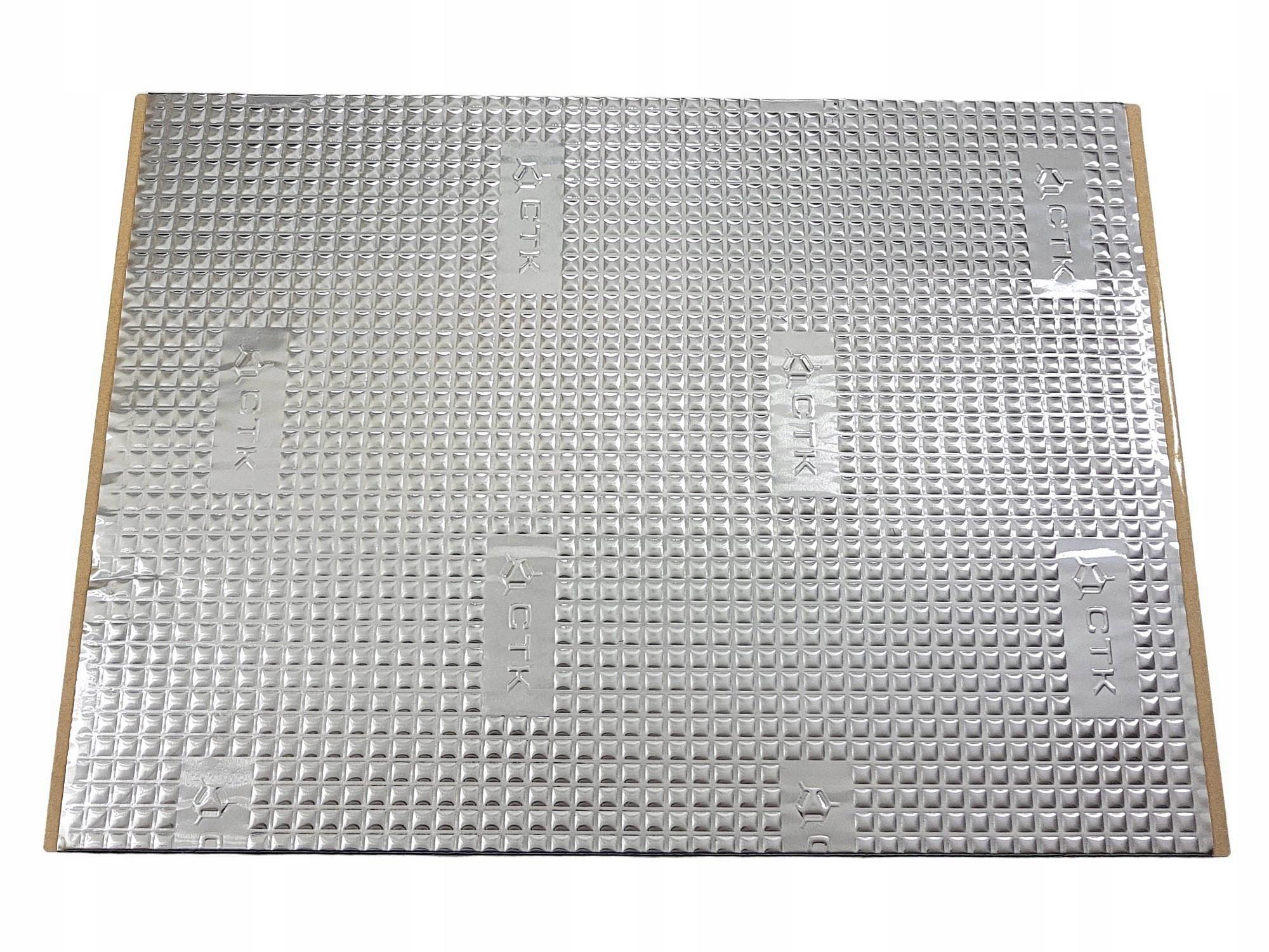 маркова коврик wygłuszająca демпфирования ctk 2mm 37x50cm