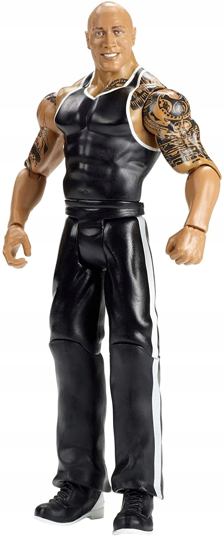 MATTEL WRESTLING WWE ELITE OBRAZUJE ROCK GKT17