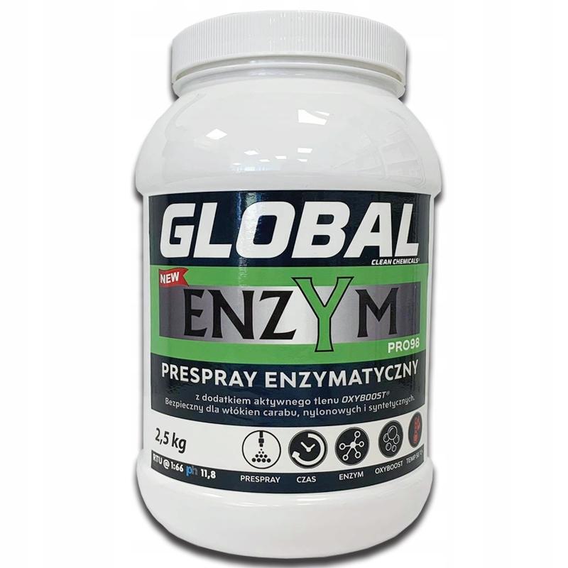 PRESPRAY ENZYMATIC GLOBAL ENZYM STRONG 2,5 кг ENZ