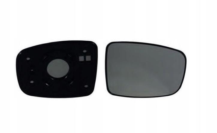 вклад зеркала стекло hyundai i10 08-11r правый