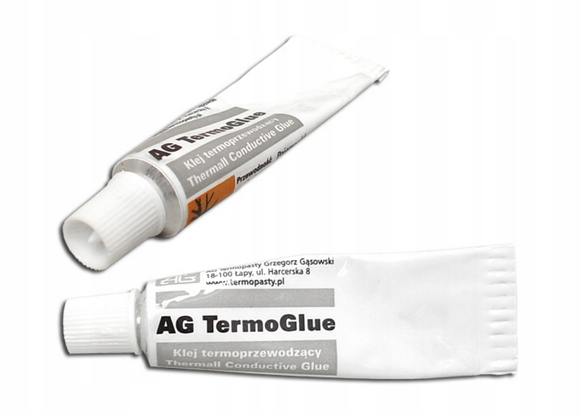 Клей termoprzewodzący AG 10g