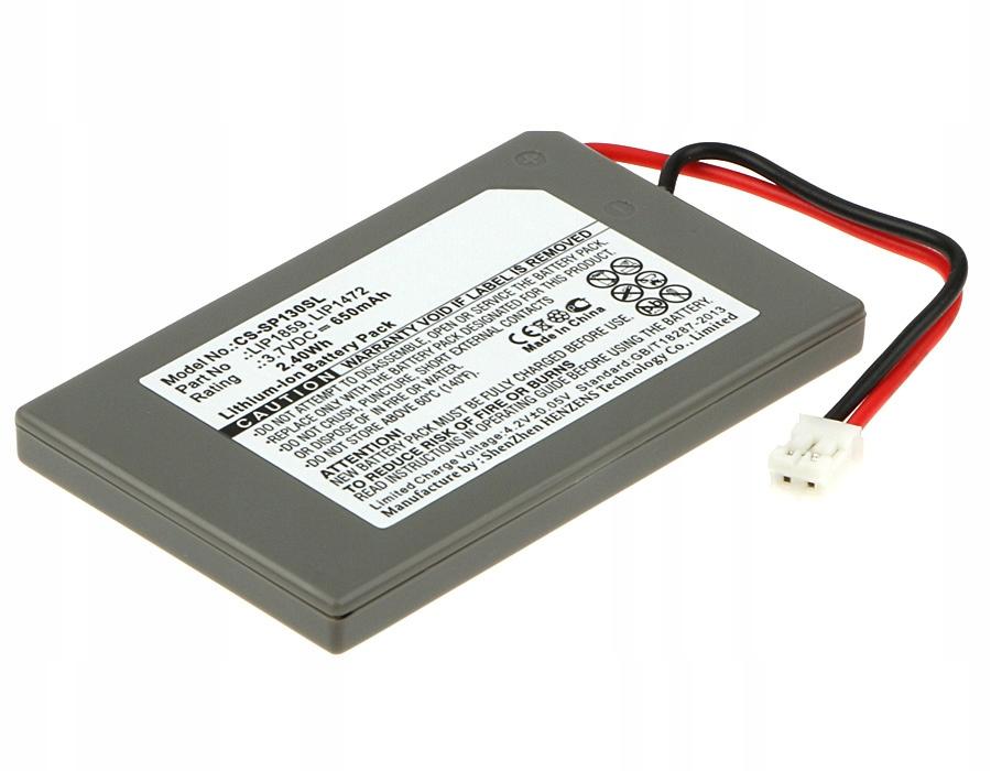 AK Batéria pre Sony PS3 Playstation 3.7V 650mAh