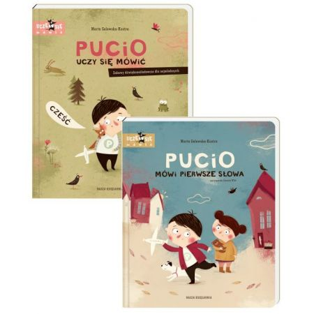 Item Learning to speak Pucio Pucio says Galewska-Kustra