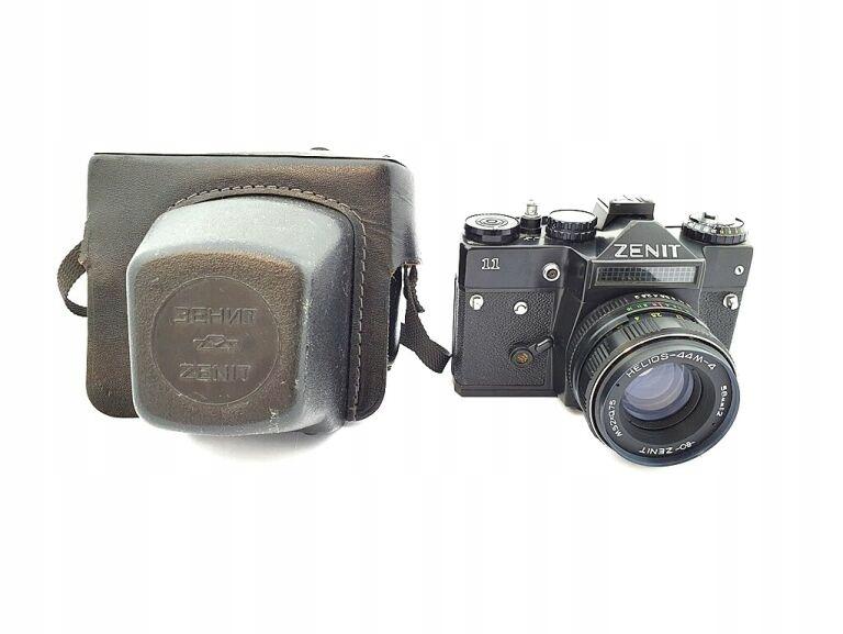 Купить ЗЕНИТ 11 ОБЪЕКТИВ ГЕЛИОС 44М-4 58ММ 2Ф на Otpravka - цены и фото - доставка из Польши и стран Европы в Украину.