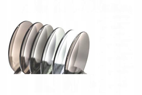 Szkła szklane fotochromy AR Irys Plus
