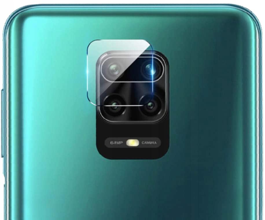 Szkło na Aparat Tył do Xiaomi Redmi Note 9S 9 PRO Dedykowany model Xiaomi Redmi Note 9S / 9 PRO