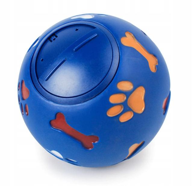 PIŁKA NA SMAKOŁYK Zabawka na Nudę dla Psa 7,5 cm Kod producenta EV006