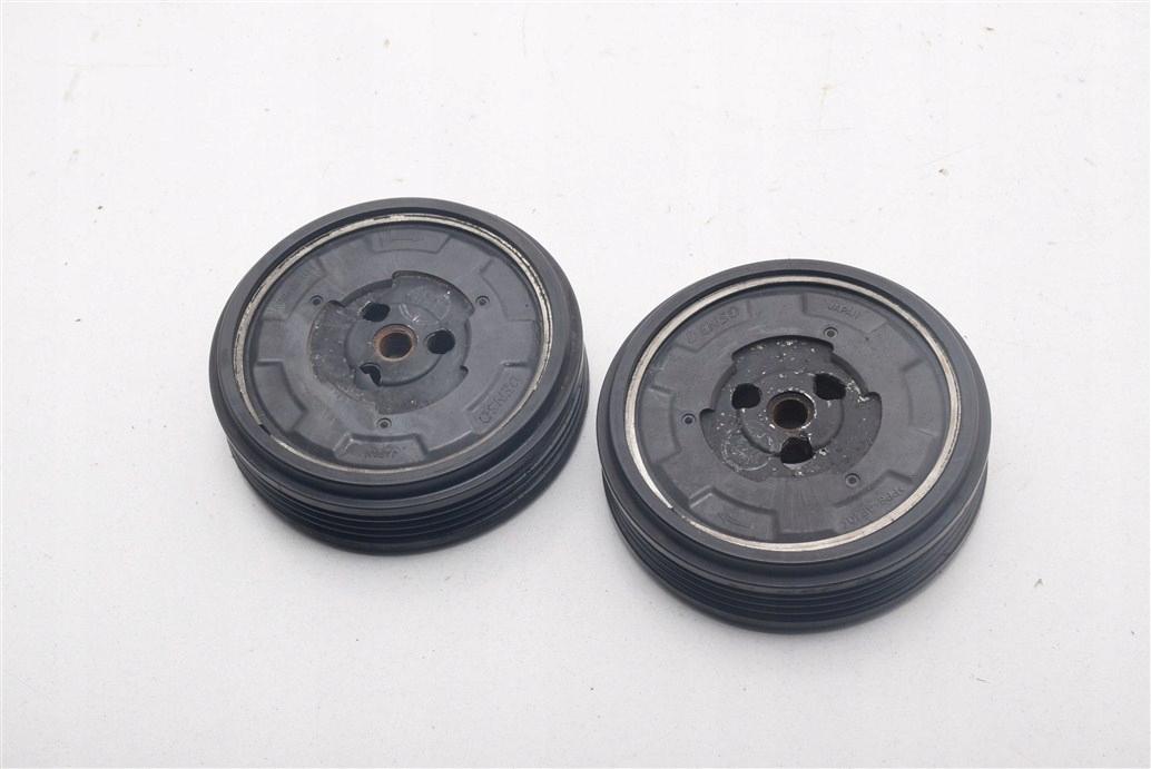 bmw e60 e65 30d круг шкив компрессора 7seu17c