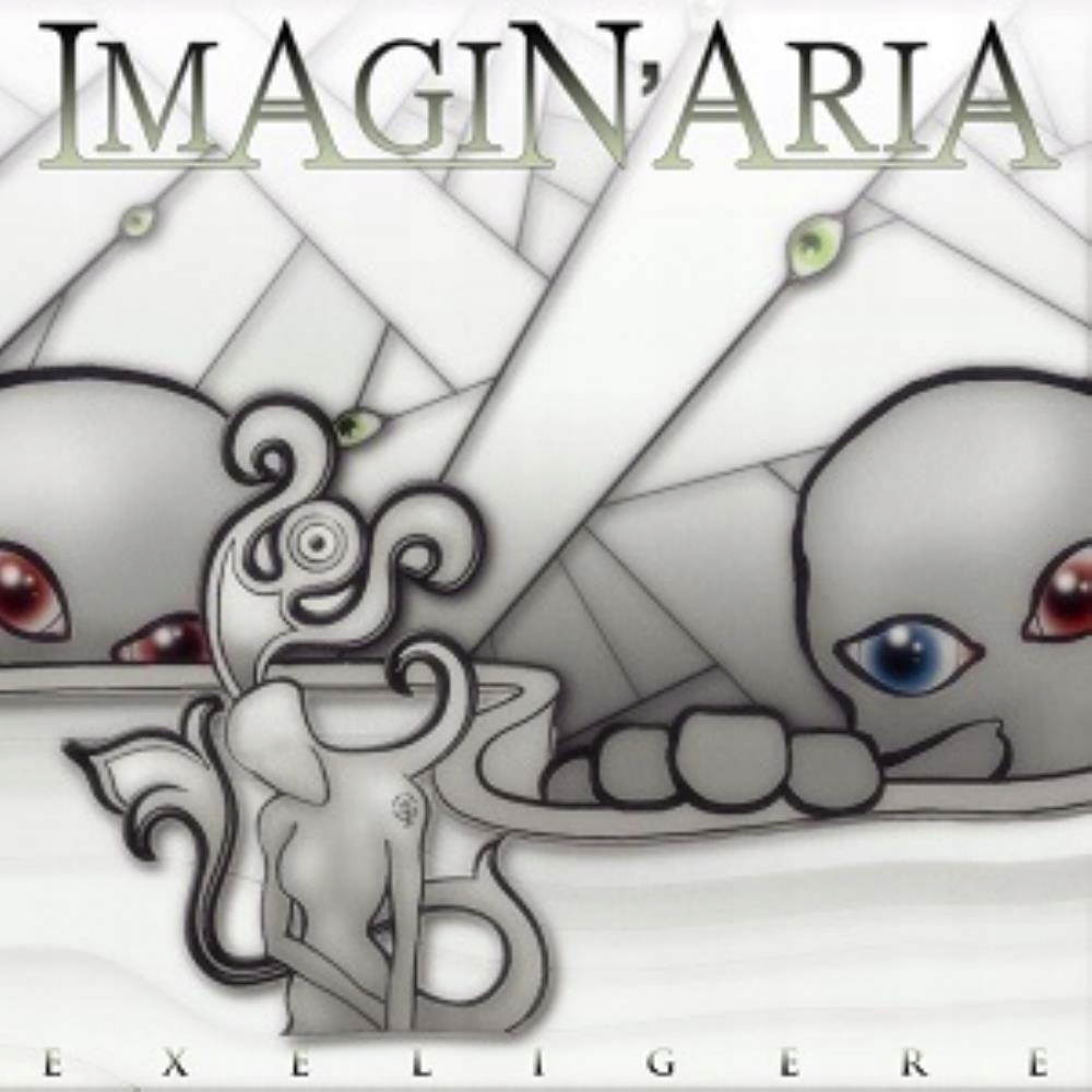 IMAGIN'ARIA - EX ELIGERE - ITA retro-prog CD 2019