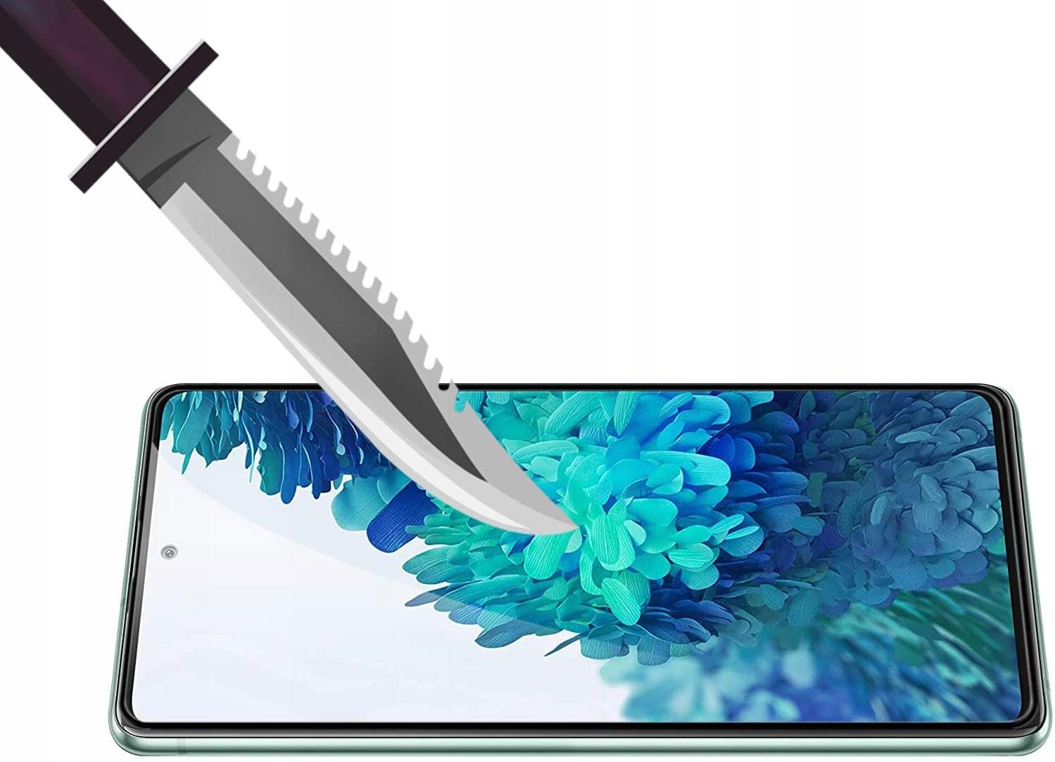 Szkło do Samsung Galaxy S20 FE 5D FULL GLUE Dedykowany model Samsung Galaxy S20 FE