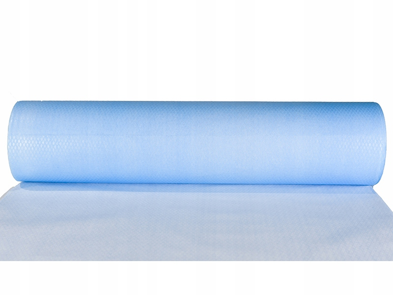 Podkład w rolce nieprzemakalny medyczny 49cm/50m
