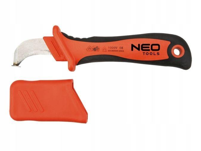 Inštalačný nôž 1000V, posuvná čepeľ 50mm NEO