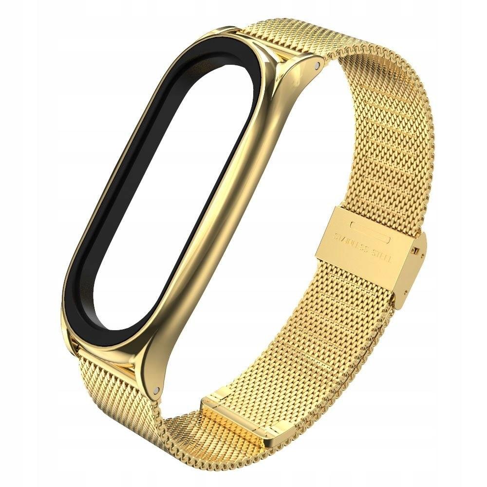 Pasek Milaneseband do Xiaomi Mi Band 5 Gold Kod producenta Xiaomi Mi Band 5