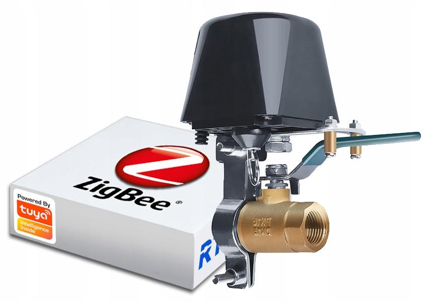 Sterownik zawór wody gazu ZigBee TUYA Smart