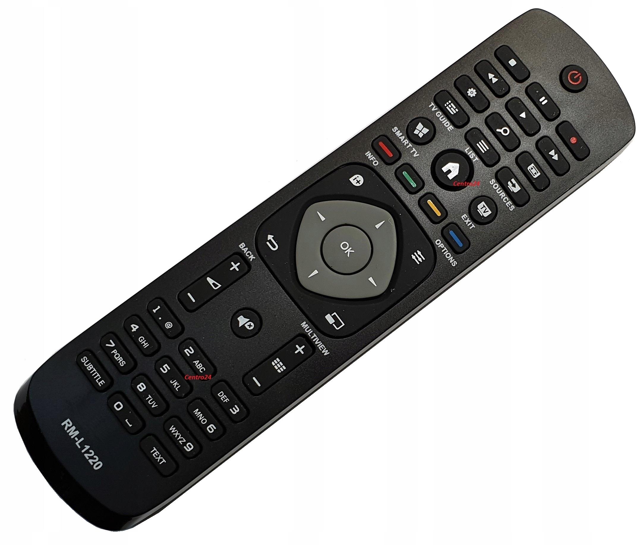 TV REMOTE PHILIPS LED SMART TV UNIVERSAL 32-65 ''