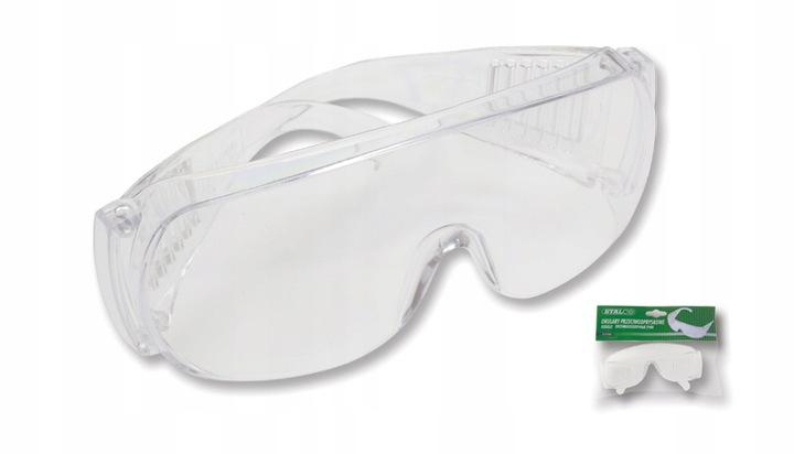 Очки. ЗАЩИТНЫЕ, Защита от брызг Рабочие очки.