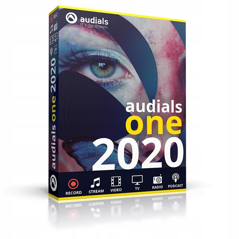 Pobieranie Multimediow Audials One 2020 Ashampoo Sklep Komputerowy Allegro Pl