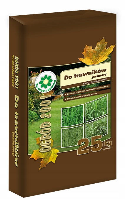 СулькопольСкая осенняя трава лужайка Удобрение 25KG