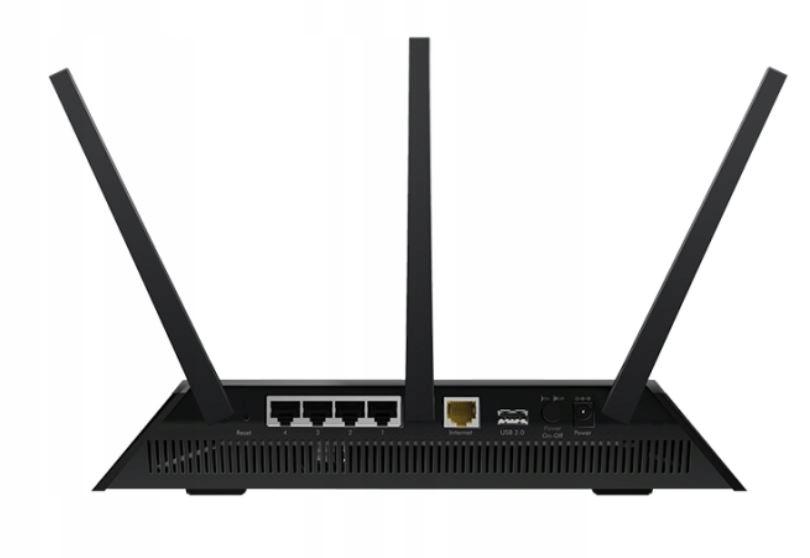 Netgear Nighthawk RS400 2300Mb/s Dual Band 2xUSB Standard pracy bezprzewodowej 802.11ac (Wi-Fi 5)