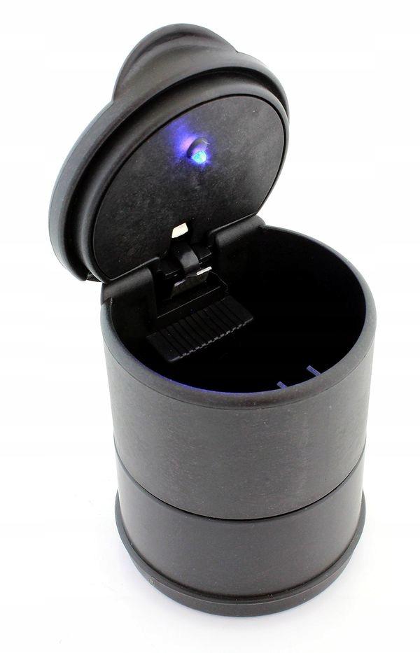 Попільничка автомобільна Z LED