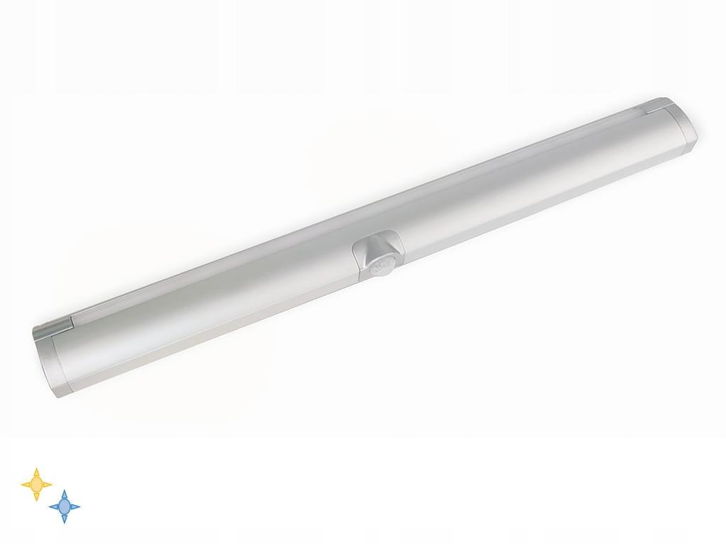 Купить СВЕТОДИОДНОЕ освещение с датчиком движения 395 мм на Otpravka - цены и фото - доставка из Польши и стран Европы в Украину.