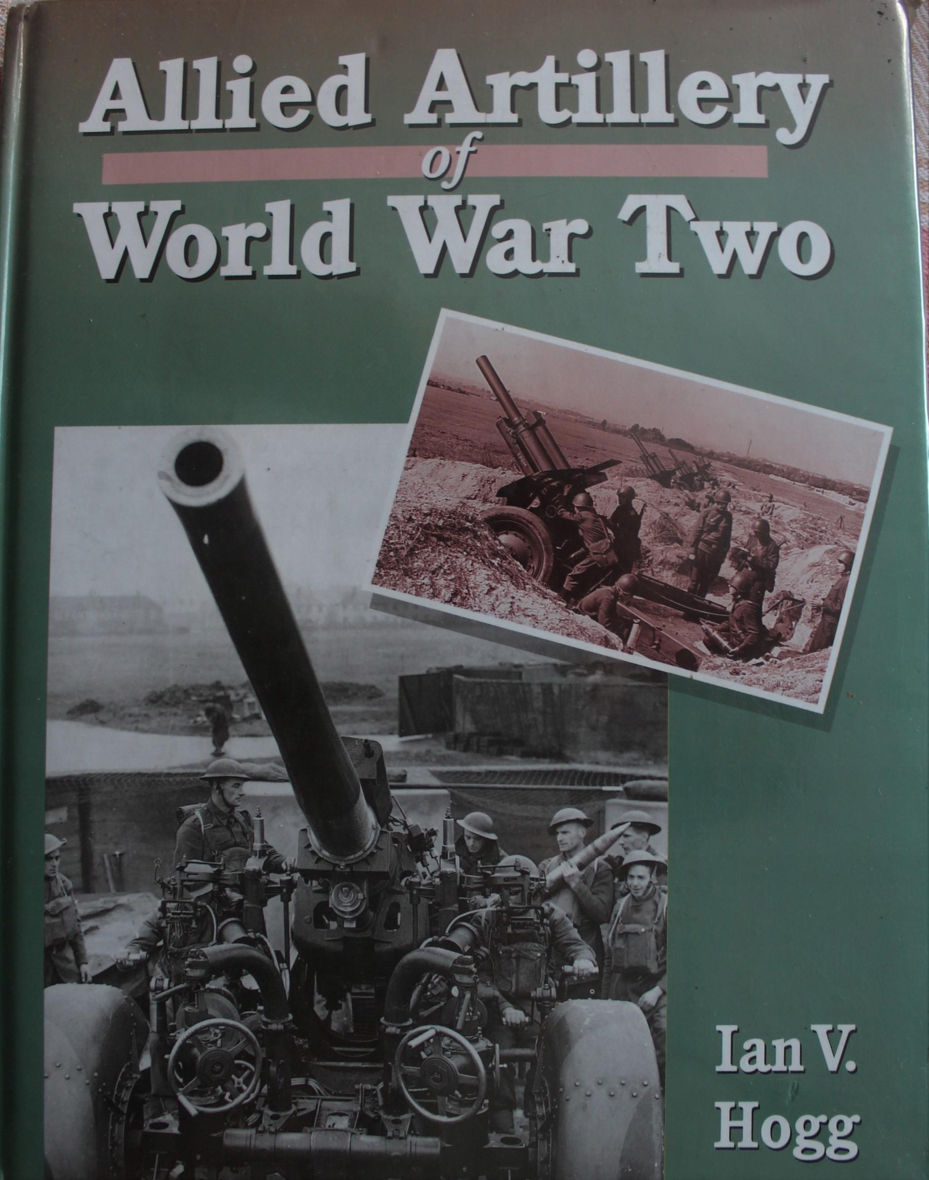 Allied Artillery of Wirld War Two