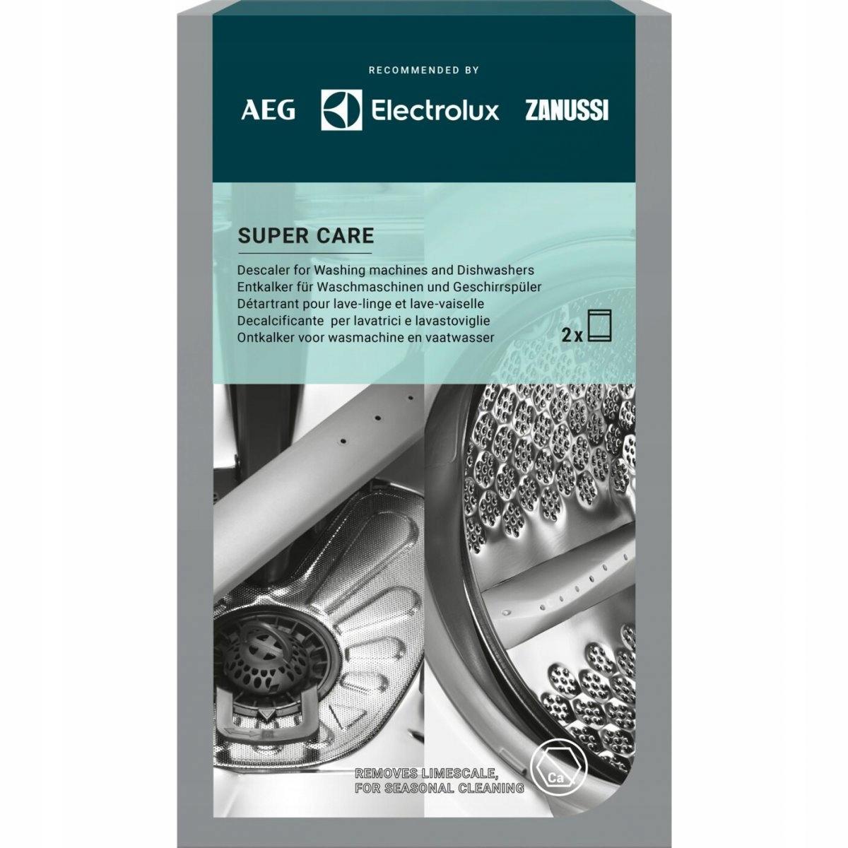 Descaler для стиральных машин СУПЕР CARE Electrolux