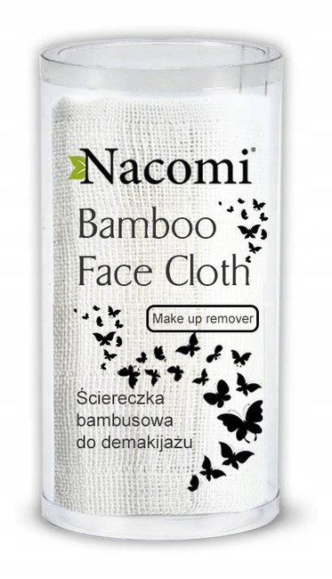 Nacomi Бамбук макияж Удаления Ткань