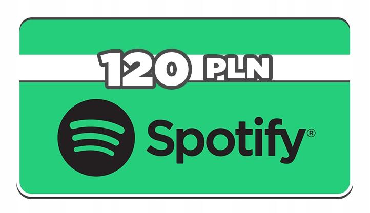 Spotify Premium 120 Zl Pln Doladowanie Kod 180 Dni 9558580784 Allegro Pl