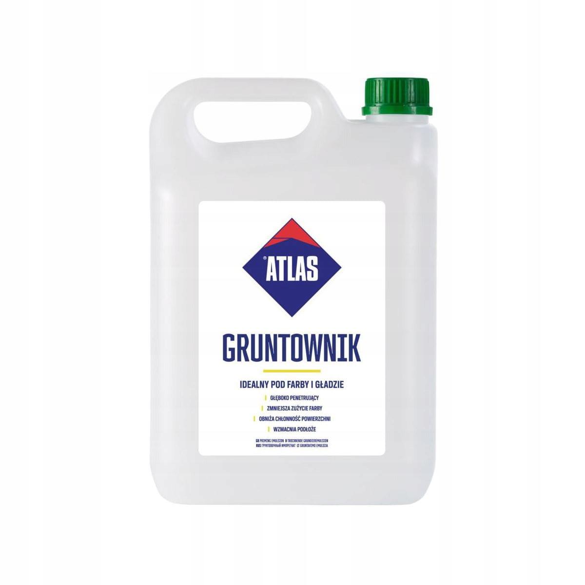 Grunt GRUNTOWNIK 5 kg ATLAS
