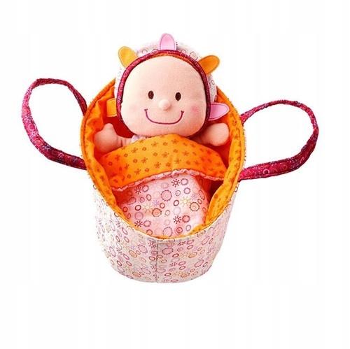 Lilliputiens Bábika v košíku Eline