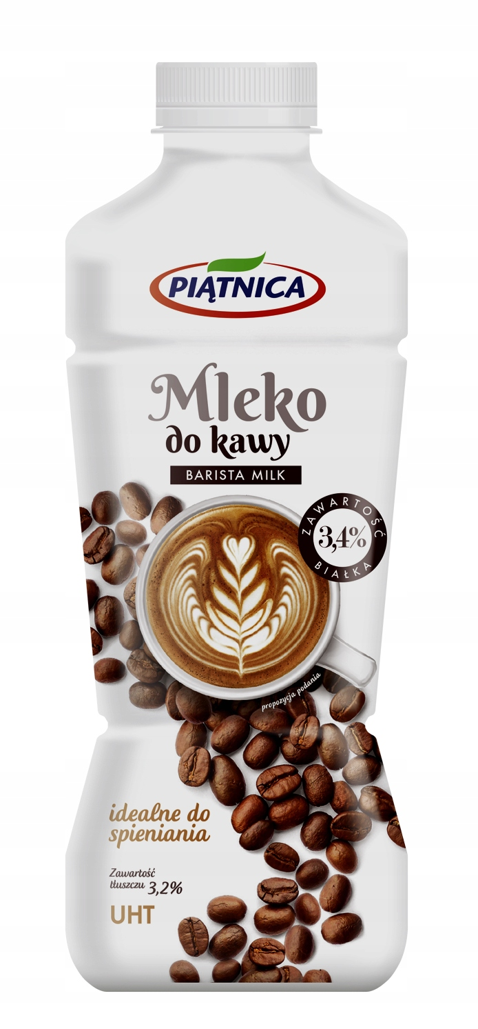 КОФЕЙНОЕ МОЛОКО Piątnica UHT Barista milk 1L