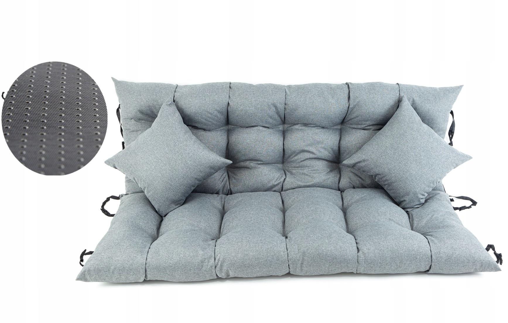 Подушка для садовых качелей 100х55х55 Лен