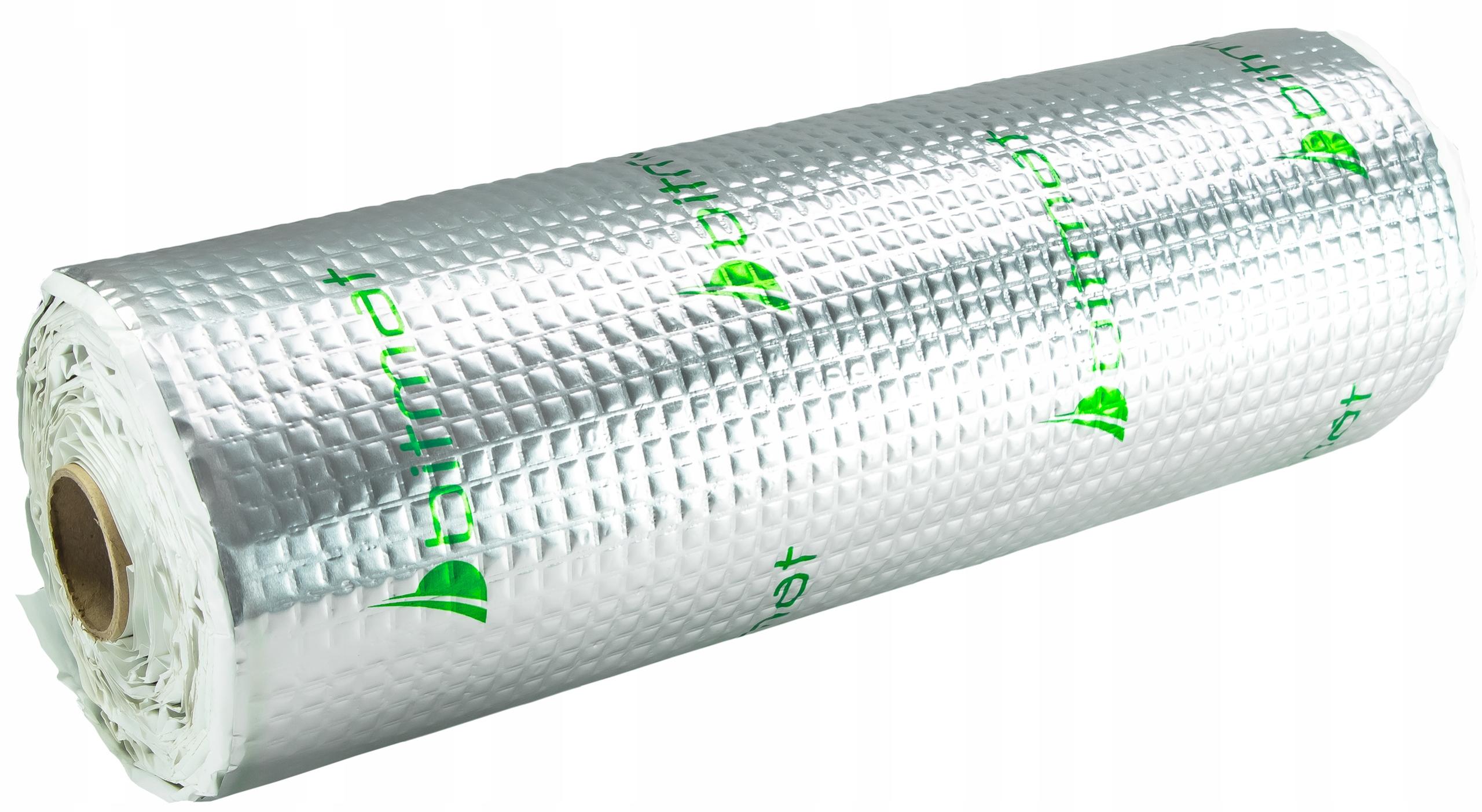Коврик звукоизоляционный 2мм бутилалюбутиловый 400х50 2м2