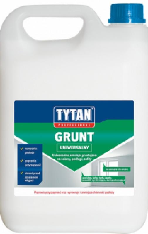 GRUNT TYTAN 10l - EMULSJA GRUNTUJĄCA