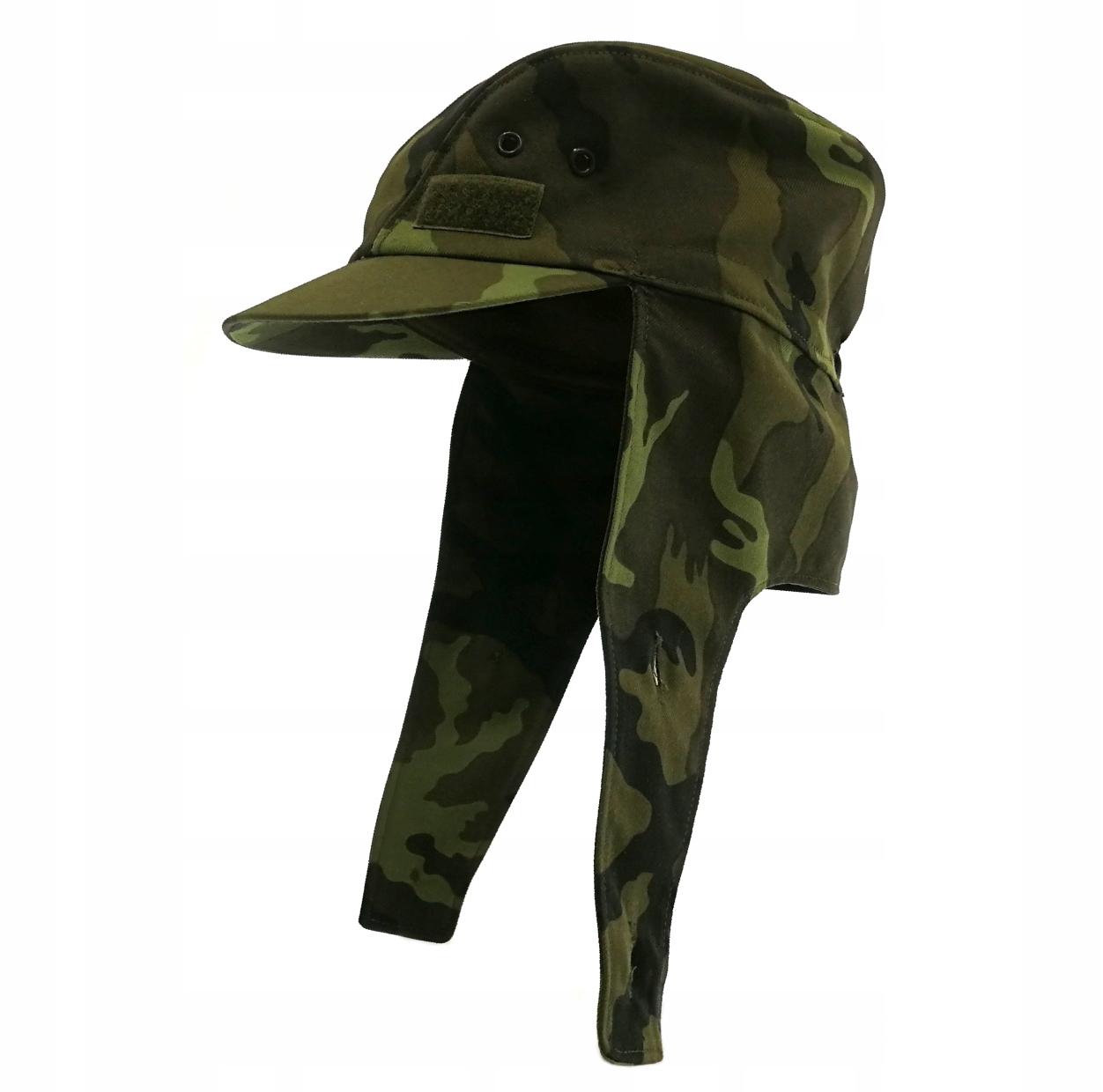CZAPKA wojskowa oryg. PATROLÓWKA wz.95 M/57 NOWA