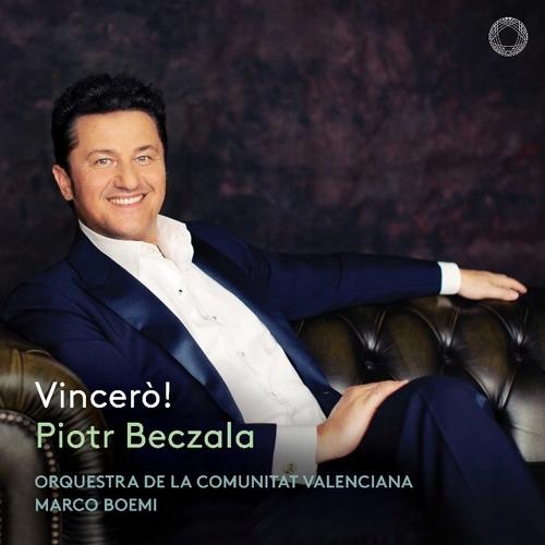 Piotr Beczała Vincero PENTATONE hybrid SACD