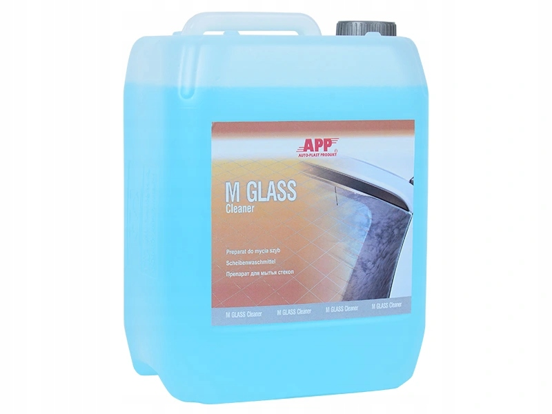 PREPARAT DO MYCIA SZYB APP M GLASS CLEANER 5 L