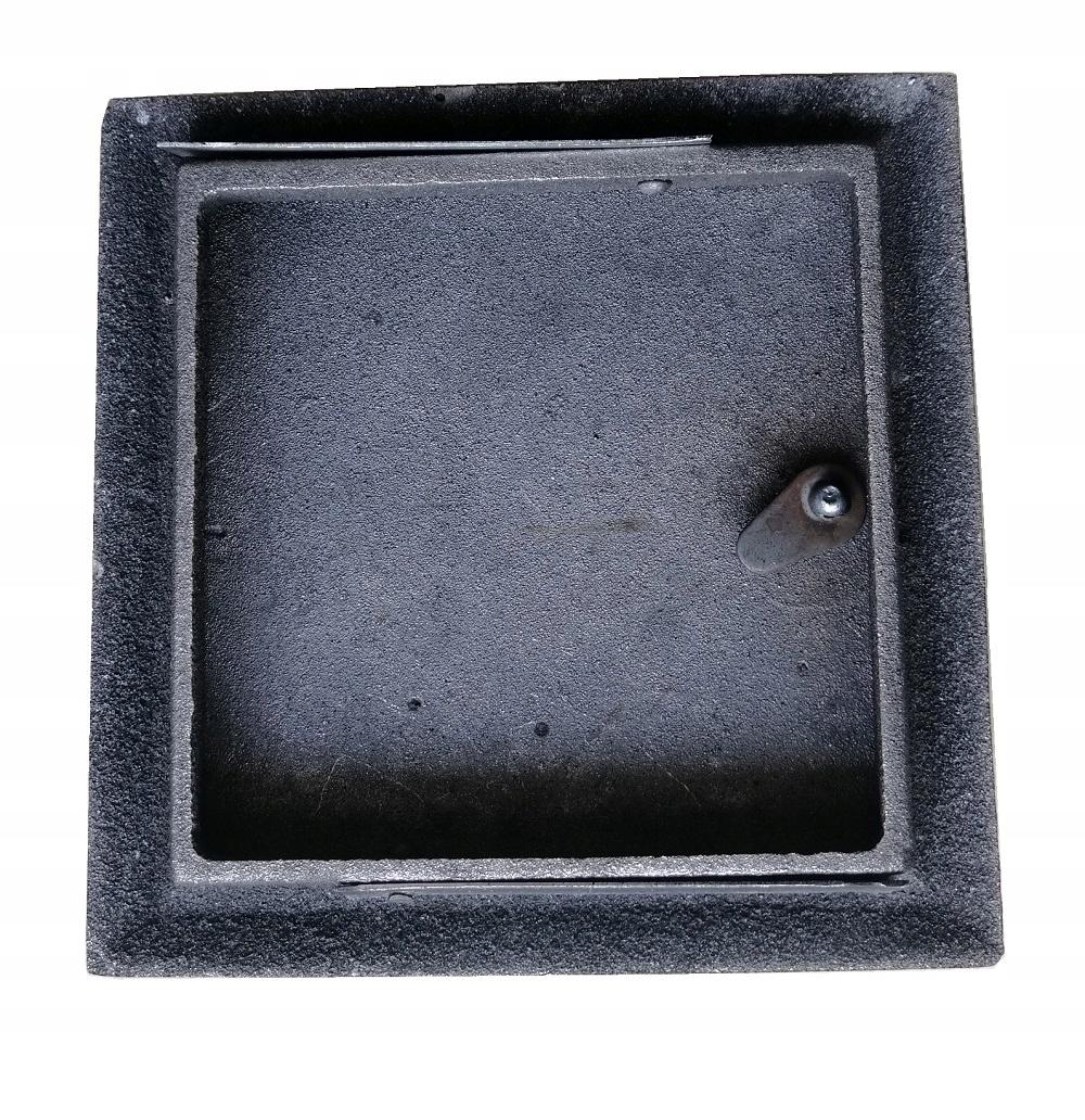 liatinové dvere do udiarne, čistiacej pece Kód produktu NÁMESTIE 17,5 x 17,5 cm PREVÁDZKA!