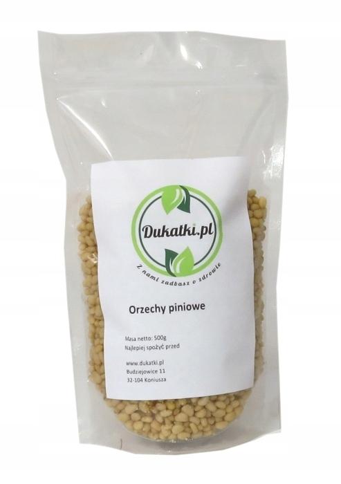 Orechy, píniové orechy, arašidy Pini 1000 g