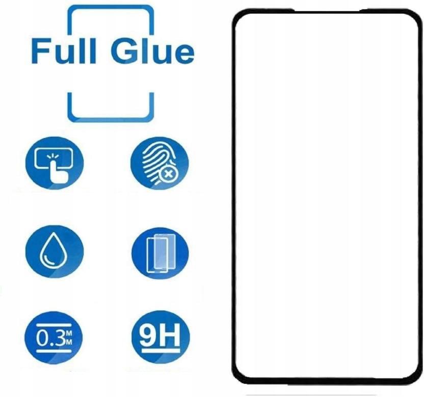 Szkło Hartowane 9H Pełne do Xiaomi Poco F3 Dedykowany model Xiaomi Poco F3