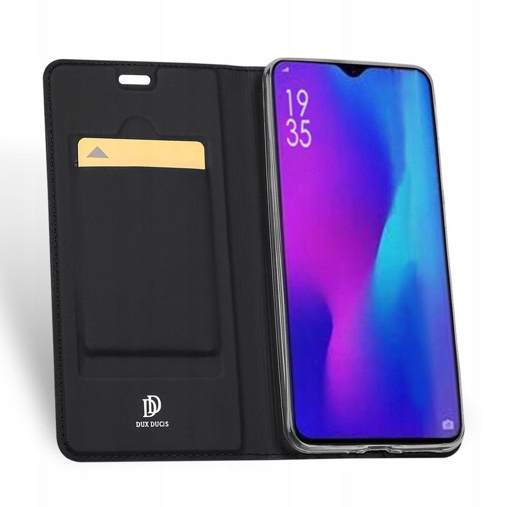 Etui DUXDUCIS czarny + szkło UV do Huawei P30 Pro Przeznaczenie Huawei