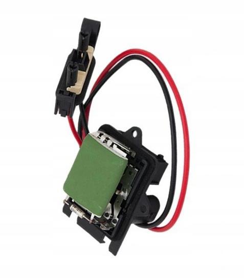 резистор резистор вентилятора renault попасть ii 01-