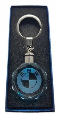 Светодиодный брелок BMW для ключей Crystal Gift