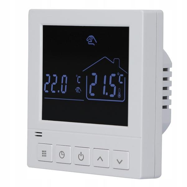 Termostat pokojowy regulator programowalny HD-T02